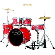 JW205 - TE Lacquer High-grade Drum Set